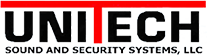Unitech Sound and Security Systems, LLC Footer Logo